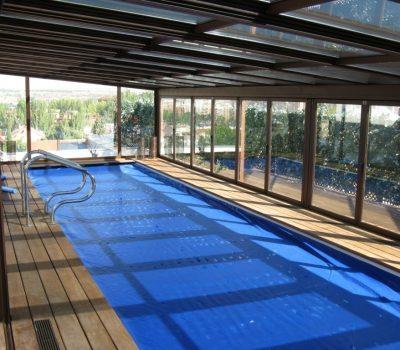 cubierta de piscina